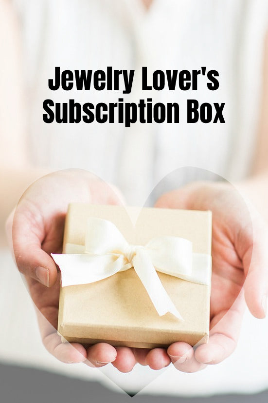 Jewelry Lover's Subscription Box - Three Levels