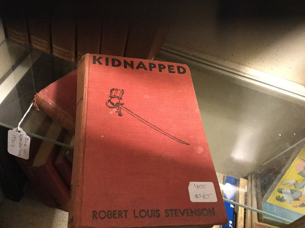 LP-400 Kidnapped