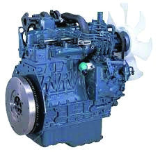 Kubota D Series Engine