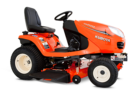 Kubota GR SERIES - New for 2018