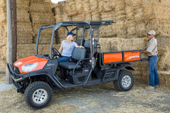 Kubota RTV (Diesel) - New for 2018