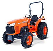 Kubota L Utility SERIES - New for 2018