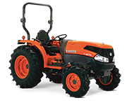 Kubota L SERIES | Lifestyle