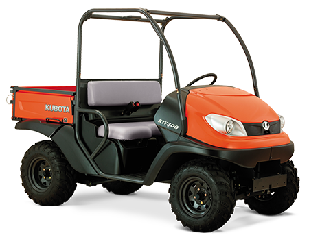 Kubota RTV (Petrol) - New for 2018