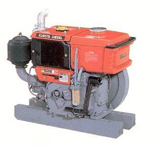 Kubota RK Series Engine
