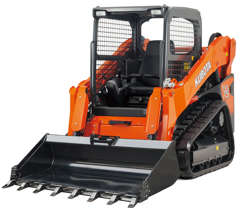 Kubota Skid Steer Loader SVL75
