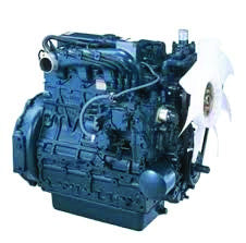 Kubota V Series Engine