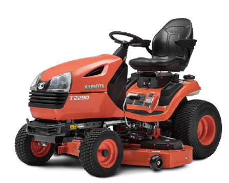 Kubota T SERIES - New for 2018