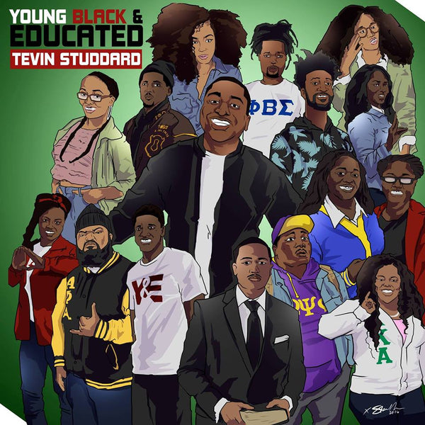 """Young Black & Educated"" : Divine 9 Music Video"