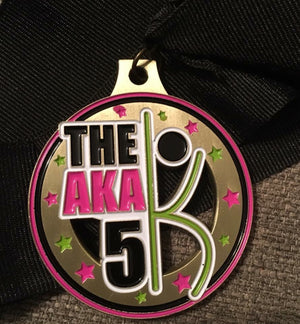 The AKA 5K Run/Walk/1-mike Fun Run