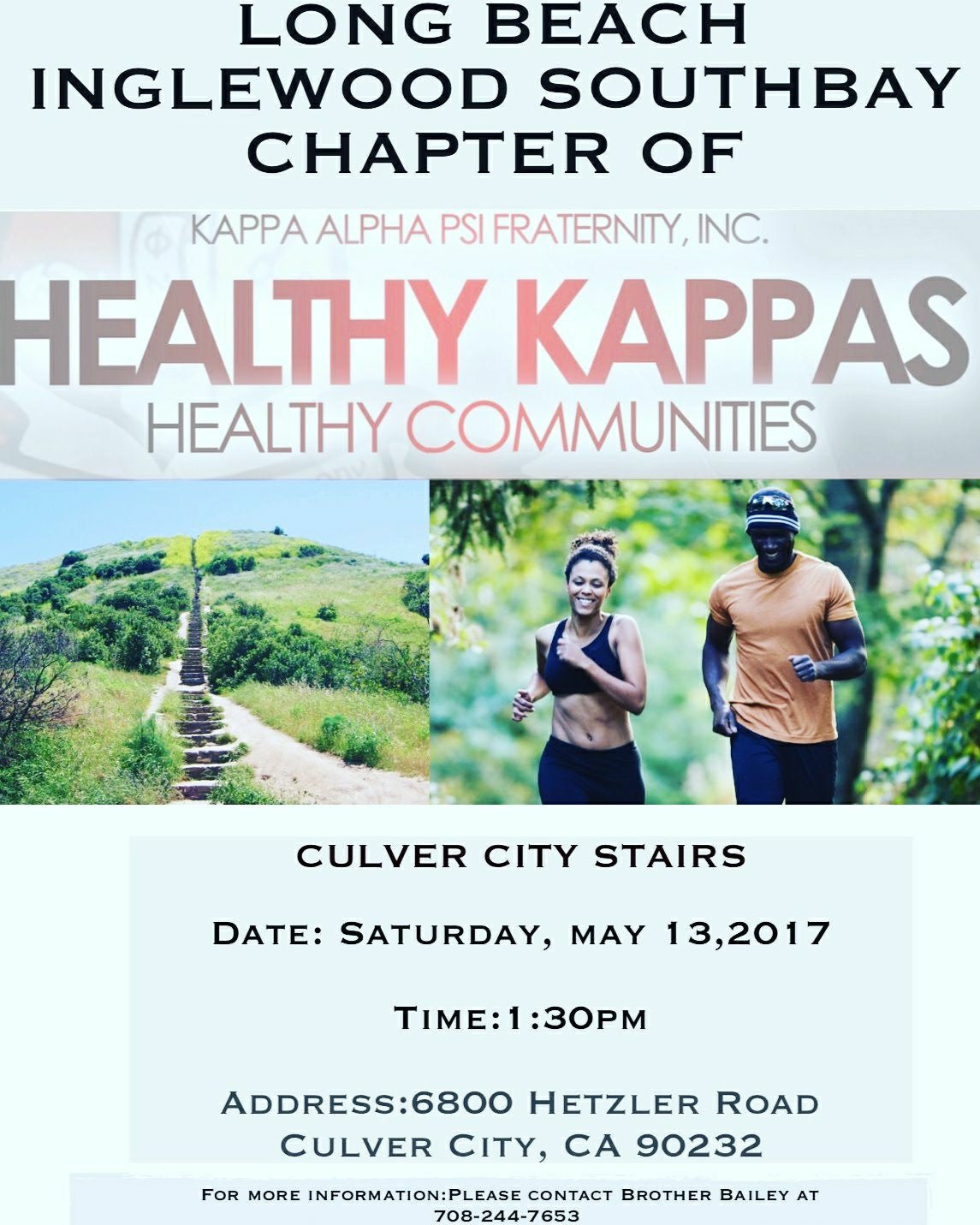 Healthy Kappas, Healthy Communities workout