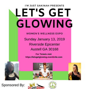 Let's Get Glowing ~ Women's Wellness Expo 2019