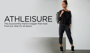 "Dressing down for the rise of ""Athleisure"""