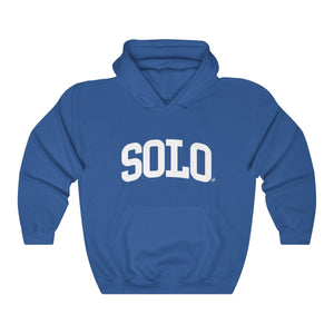 SOLO hoodie, sigma