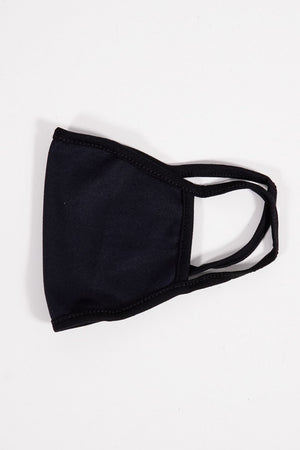 Protected! Δ mouth mask, black