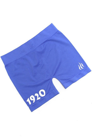 1920 FitTight™ shorts, blue/white
