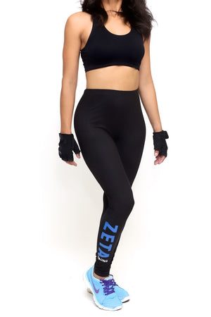 Power Club Zeta Strong advanced leggings, black
