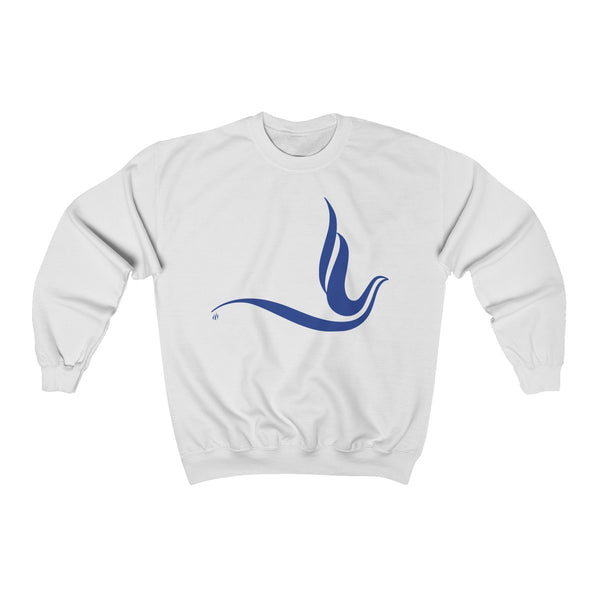 Peace Dove sweatshirt, zeta