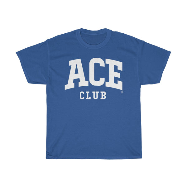 ACE Club tee, sigma