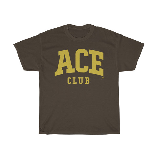 ACE Club tee, iota