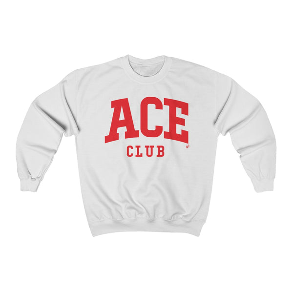 ACE Club sweatshirt, delta
