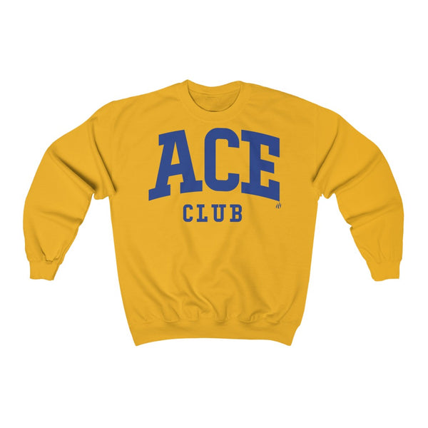 ACE Club sweatshirt, sgrho