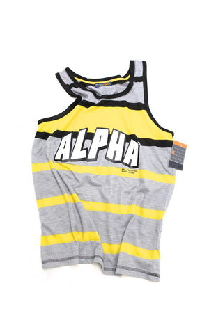 Alpha Line Brothers tank
