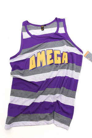 Omega Line Brothers tank