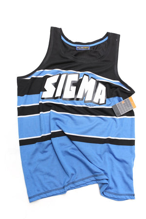 Sigma Line Brothers tank
