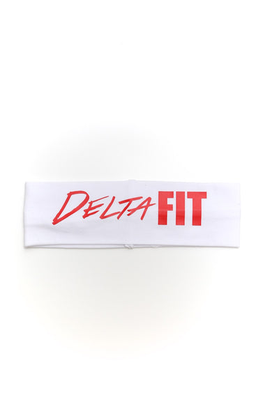 FIT Delta Bondi Band, white/red