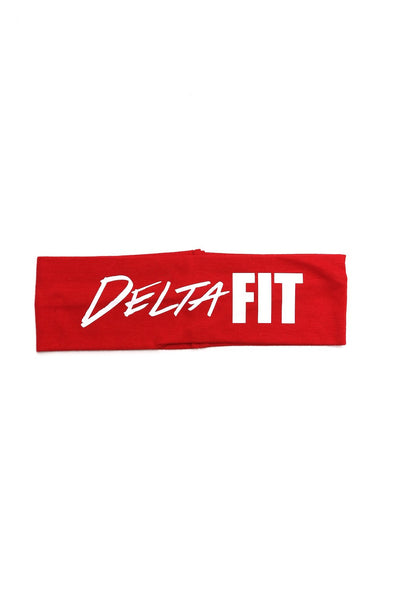 FIT Delta Bondi Band, red/white