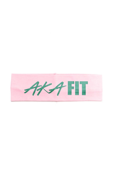 FIT AKA Bondi Band, light-pink/green