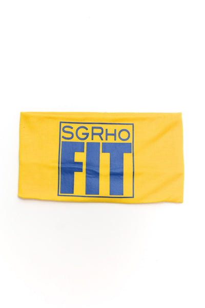 FIT SGRho Bondi Band extra-wide, gold/blue