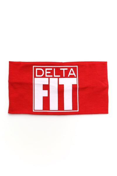FIT Delta Bondi Band extra-wide, red/white