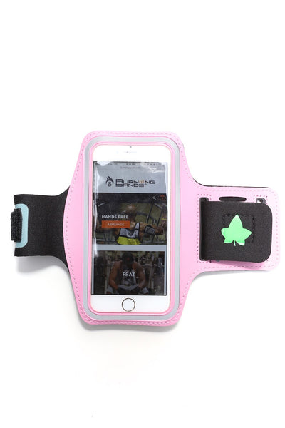 Road Tripper IVY smartphone armband case, pink