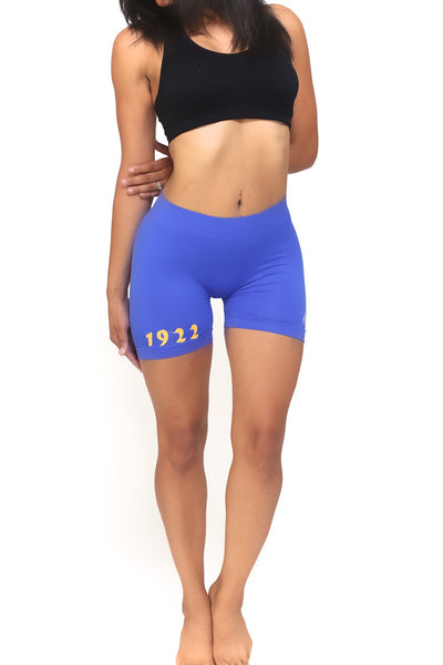 1922 FitTight™ shorts, blue/gold