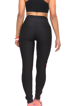 FIT Delta Red Blade premium leggings