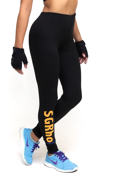 Power Club SGRho Strong advanced leggings, black