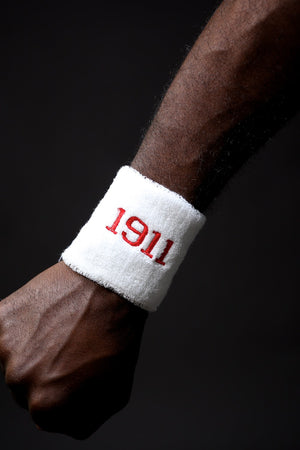 No Sweat wristband, 1911-k