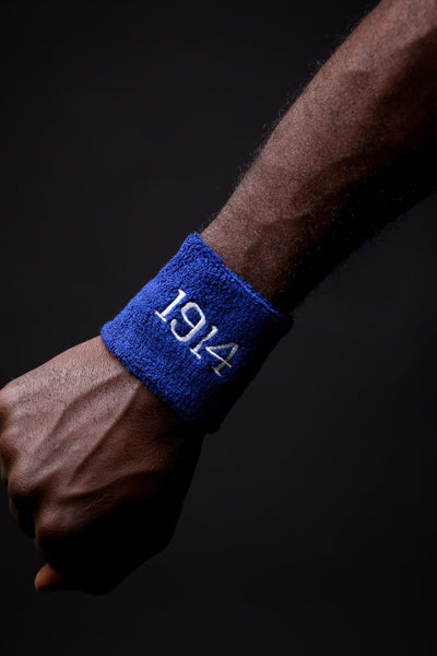 No Sweat wristband, 1914