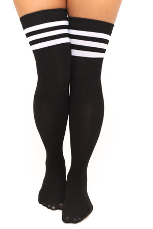 Queensbury St. thigh-highs