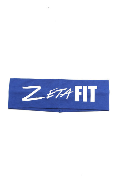 FIT Zeta Bondi Band, blue/white