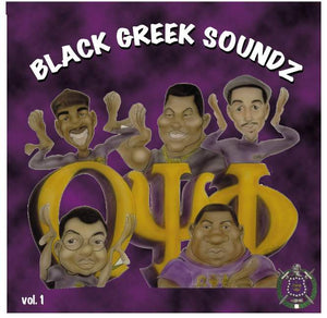 Omega Psi Phi, 1911 - Chants