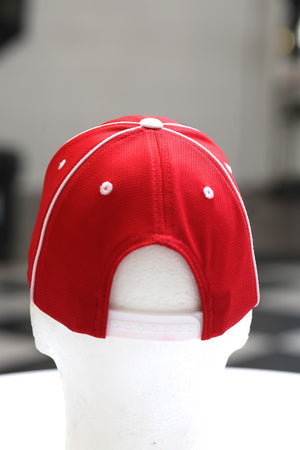 "Ultra Performance Sport ""K"" snapback, red"