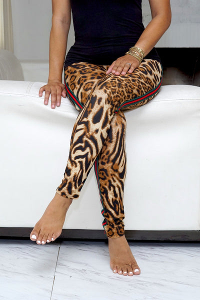 Animal Queen Klassy leggings