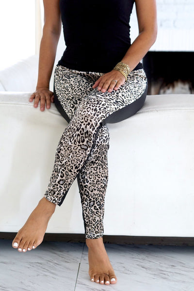 Leopard Tail Klassy leggings