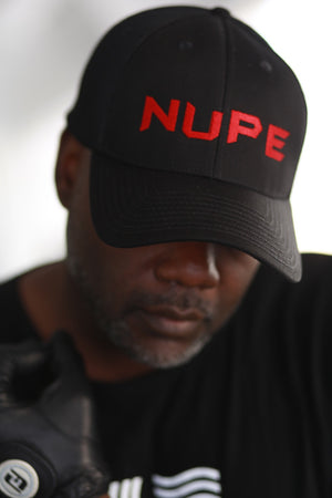 Transformers Nupe fitted sport cap, black