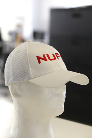 Transformers Nupe fitted sport cap, white