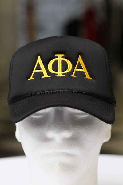 ΑΦΑ Southern Boy trucker, black