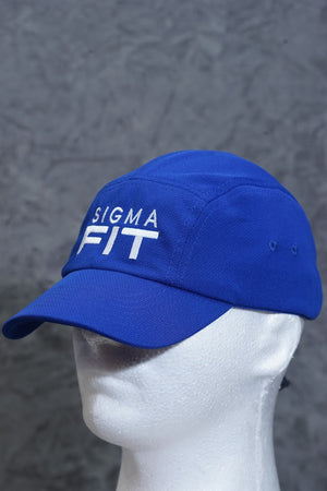 Sigma FIT 5-Panel Dri-Fit/EvapoWEAR™ performance cap, blue